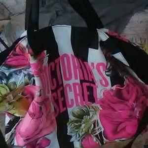 Large victoria secret over night bag